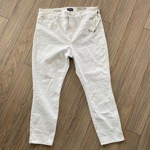 NYDJ White Brand New Jeans